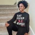 Eat. Sleep. L.O.C. Repeat T Shirt